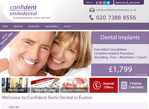 Confident Smile Dental